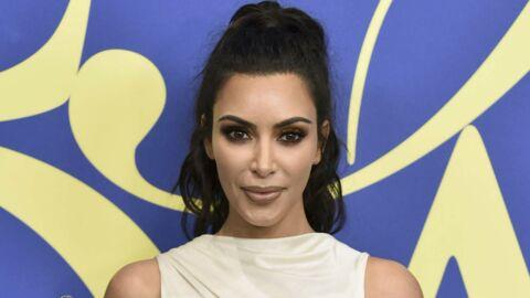 PHOTO Kim Kardashian maman comblée: elle pose avec ses trois enfants et ils sont adorables!