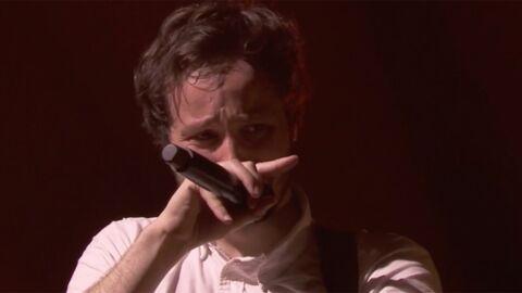 VIDEO Vianney fond en larmes lors de son concert à l'AccorHotels Arena