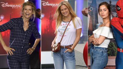 Alice Taglioni hilare, Marie-Ange Casta craquante et Bar Refaeli décontractée pour lancer l'été Marvel à Disneyland Paris