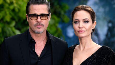 Pourquoi Angelina Jolie pourrait perdre la garde de ses enfants… au profit de Brad Pitt