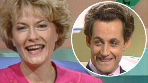 Quand Catherine Ceylac taclait le tout jeune Nicolas Sarkozy à ses débuts