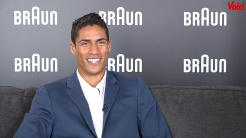 VIDEO Mondial 2018 : l'interview beauté de Raphaël Varane