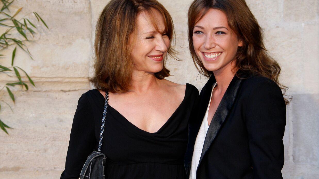 PHOTO Laura Smet: sa tendre déclaration à sa mère, Nathalie Baye
