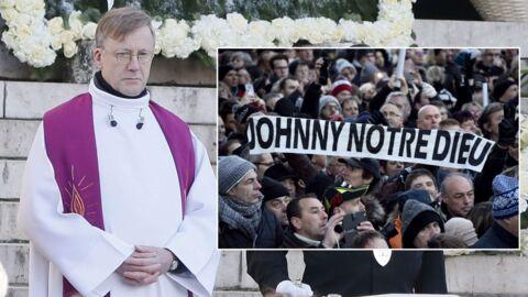 Johnny Hallyday: le prêtre de la Madeleine explique ce qui lui a donné l'idée de faire des messes mensuelles