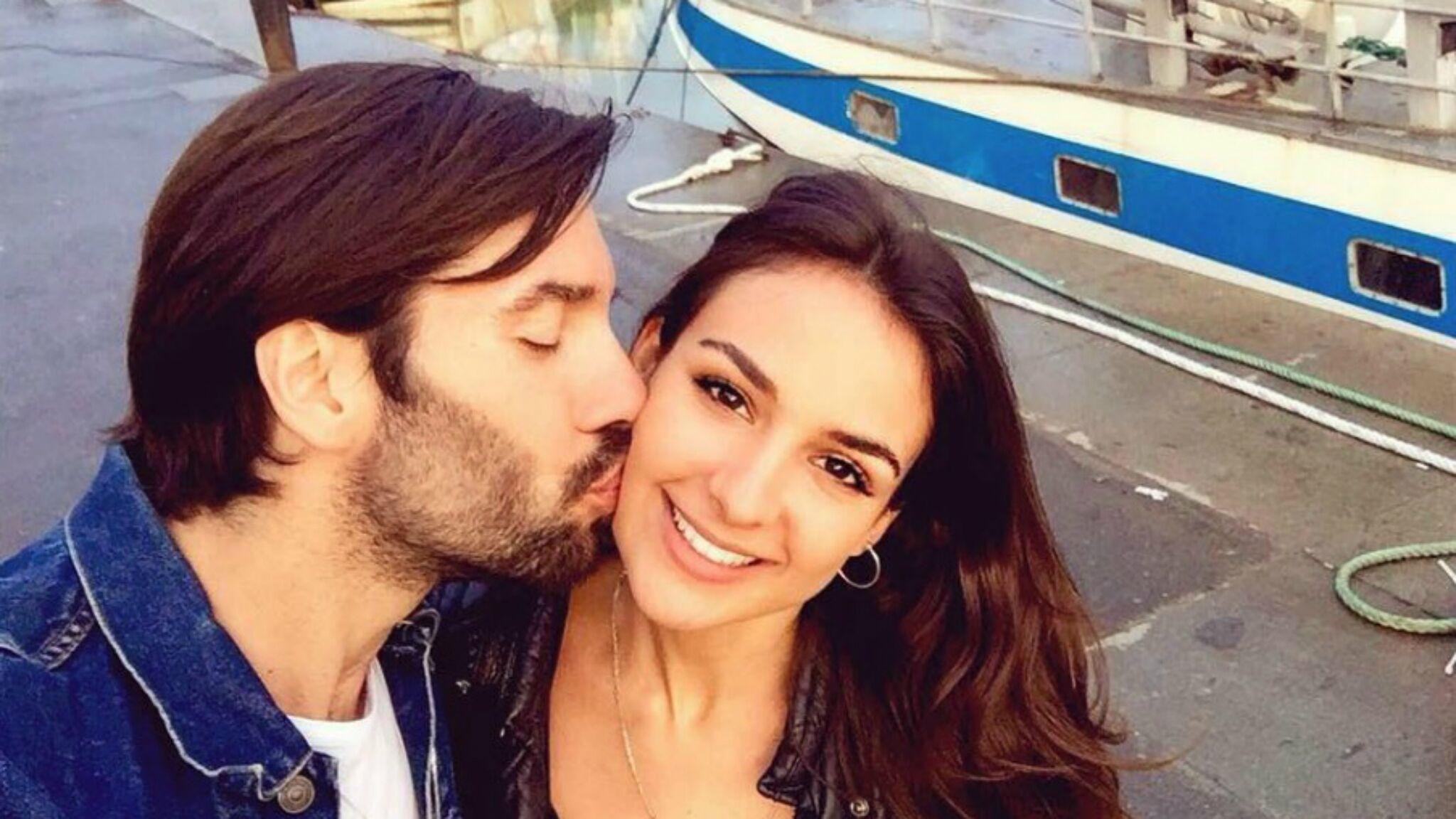 84b0153f54601 PHOTO Franck Lebœuf   sa fille Jade va se marier… avec un ancien candidat  de Secret Story ! - Voici