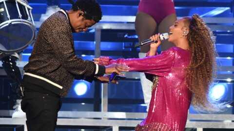 VIDEO Beyoncé et Jay-Z: tendre déclaration d'amour à leurs jumeaux pour leur premier anniversaire