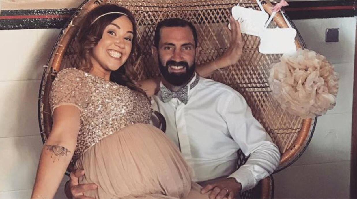 PHOTO Mariés au premier regard: Tiffany enceinte, elle prépare l'arrivée de sa petite fille