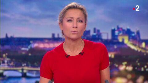 VIDEO Mondial 2018: Anne-Sophie Lapix tacle la compétition en plein direct, et devient la risée du web