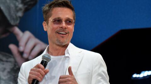 Brad Pitt: sans Angelina Jolie, il va beaucoup mieux!