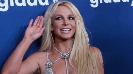 PHOTO Britney Spears retrouve toute sa petite famille  pour un moment spécial
