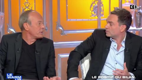 VIDEO Laurent Baffie dézingue Christine Angot devant Yann Moix