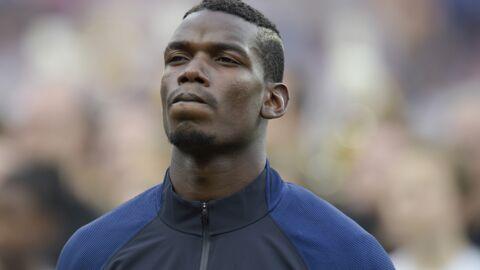 PHOTO Mondial 2018: le tendre message de Paul Pogba pour son père disparu après la victoire des Bleus