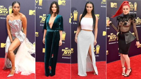 PHOTOS Olivia Munn sexy en décolleté plongeant aux MTV Movie & TV Awards