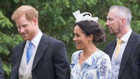PHOTOS Le prince Harry et Meghan Markle au mariage de la nièce de Lady Di: on ne voit qu'eux
