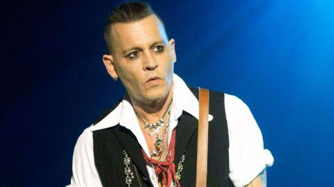 Johnny Depp: amaigri, l'acteur annule toutes ses conférences de presse