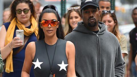 Kim Kardashian: sans soutien-gorge dans la rue, elle hypnotise les passants