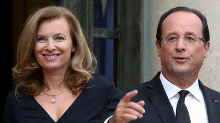 François Hollande et Valérie Trierweiler: dans le même hôtel ce week-end à Marseille