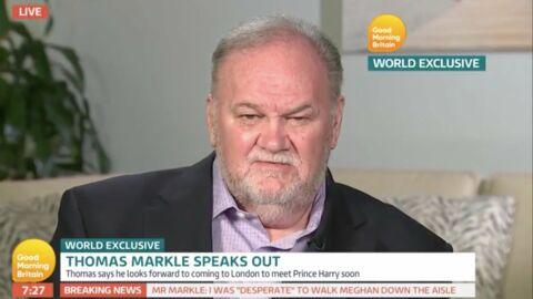 Meghan Markle: interviewé à la télévision anglaise, son père aurait empoché une grosse somme