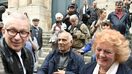 Obsèques d'Yvette Horner: Nicoletta, Jean-Paul Gaultier, Jack Lang présents pour rendre hommage à l'accordéoniste