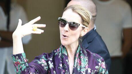 Céline Dion: remise sur pied, la diva s'affiche très hot dans une mini-robe étonnante