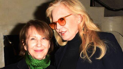 Sylvie Vartan se confie sur ses liens très forts avec Nathalie Baye