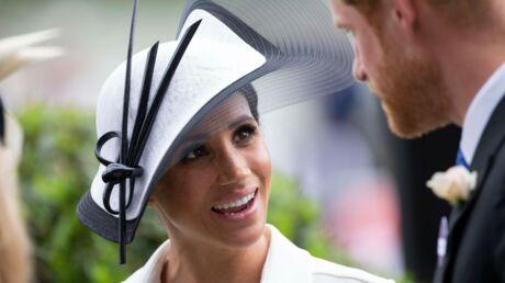 PHOTOS Meghan Markle plus élégante que jamais pour le Royal Ascot