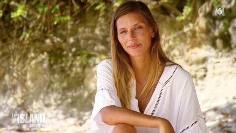 VIDEO The Island : très émue, Camille Cerf évoque son papa disparu