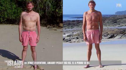 VIDEO The Island: découvrez combien de kilos ont perdu les célébrités