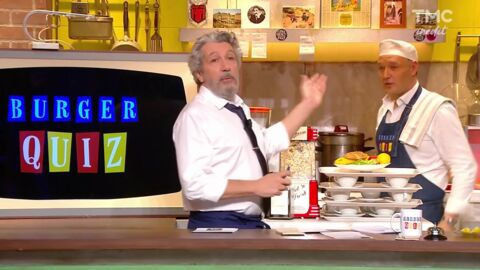 Burger Quiz : qui est William Guitton, le « cuisinier » du jeu d'Alain Chabat ?