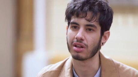 Jonas Ben Ahmed (Plus Belle La Vie) dévoile un portrait de lui avant sa transition