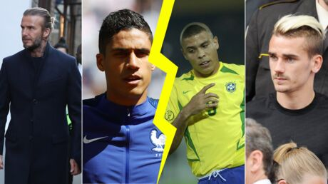 Mondial 2018 – Les do et les don'ts de la semaine: les coupes de cheveux des footballeurs