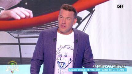 VIDEO Benjamin Castaldi: TF1 voulait qu'il anime Danse avec les stars avec… l'une de ses ex!
