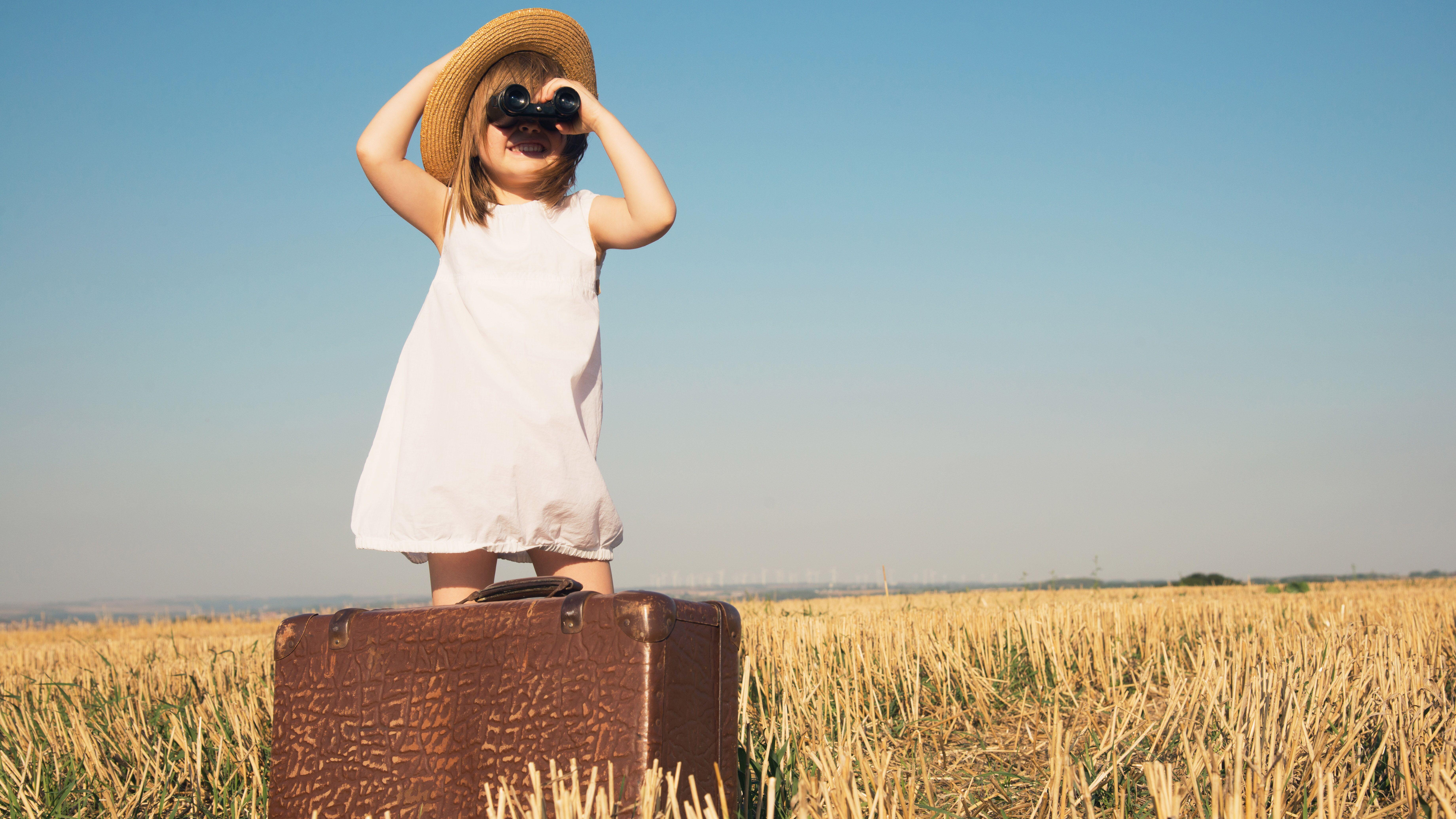 Grandes vacances : la valise idéale pour enfants Voici