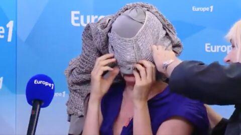 Camille frôle la catastrophe en pleine interview et c'est trop drôle
