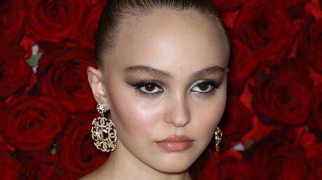 PHOTO Lily-Rose Depp: seins nus et sans make-up, la fille de Vanessa Paradis est à tomber