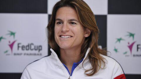 Amélie Mauresmo: l'ex championne devient la première femme capitaine de l'équipe de France de tennis!