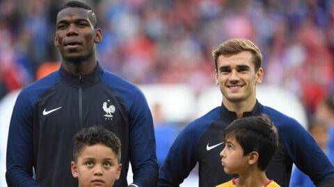 Mondial 2018: Antoine Griezmann critiqué: Paul Pogba recadre les choses avec humour