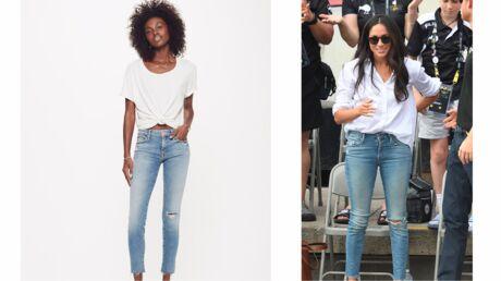 Alerte mode: le jean fétiche de Meghan Markle est de retour en stock!