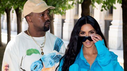 Kanye West a eu peur que Kim Kardashian le quitte après ses propos polémiques sur l'esclavage