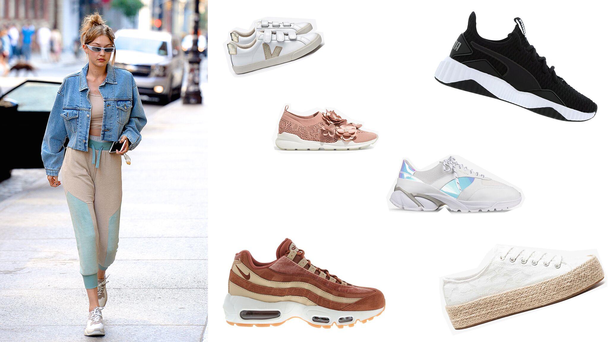 b80587bcbf1332 Sneakers : 40 modèles de baskets tendance que l'on adore - Voici
