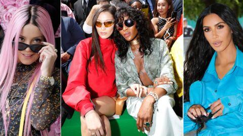PHOTOS Bella Hadid sans culotte, Naomi Campbell très décolletée… les femmes enflamment la Fashion week Homme