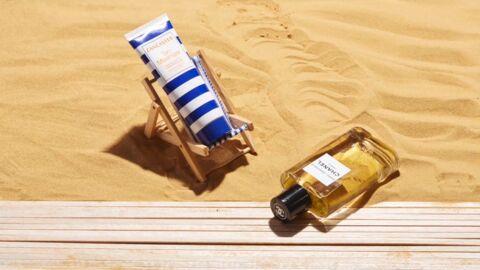 Nos beauty crushs: Le Tan Maximizer Lancaster et le parfum Paris-Deauville signé Chanel