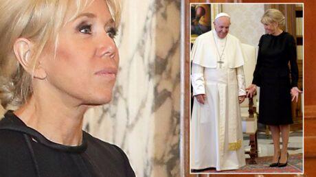 Brigitte Macron: les strictes règles vestimentaires qu'on lui a imposées pour rencontrer le pape François