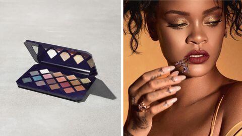 Rihanna dévoile sa toute nouvelle palette de maquillage Fenty Beauty, inspirée du Maroc