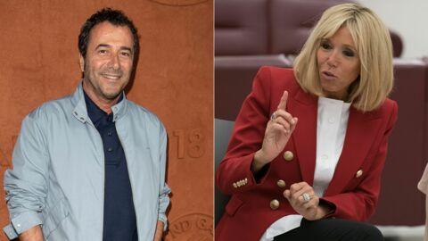 Bernard Montiel: pourquoi son amie Brigitte Macron a refusé de se rendre dans son émission