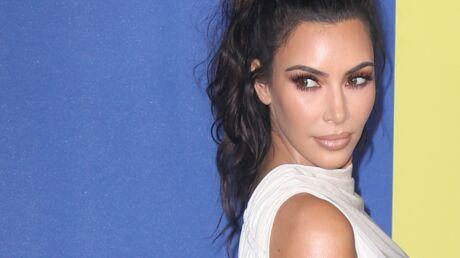 PHOTO Kim Kardashian accroupie en lingerie, le cliché torride
