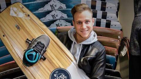 Jordan (Secret Story 11) hospitalisé d'urgence après une chute en wakeboard