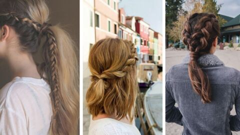 Les coiffures à adopter pour l'été selon Pinterest