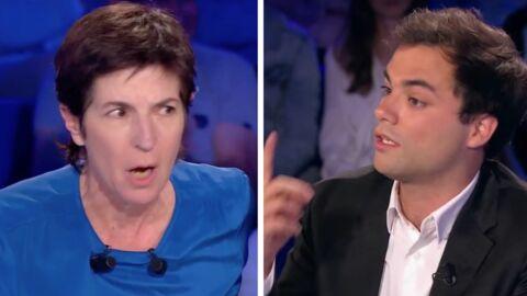 Charles Consigny remplace Yann Moix: déjà la guerre avec Christine Angot?