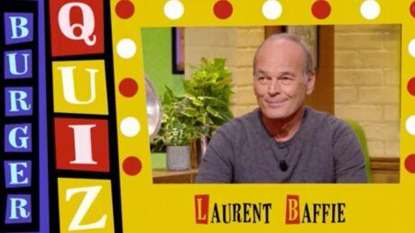 Burger Quiz: la condition à respecter pour le retour de Laurent Baffie dans le jeu